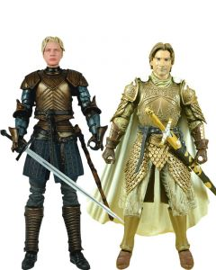 Pack Jaime Lannister & Brienne of Tarth - Game of Thrones - Legacy Collection - Funko