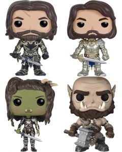 Pack Warcraft - POP! - Funko