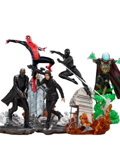 Spider-Man: Far From Home (Set Completo) - 1/10 BDS Art Scale - Iron Studios