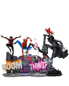 Spider-Man: Into the Spider-Verse (Set Completo) - 1/10 BDS Art Scale - Iron Studios