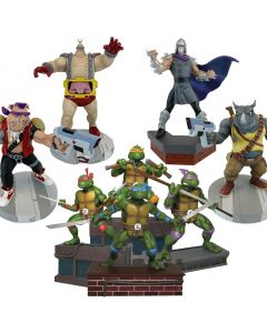 Pack Teenage Mutant Ninja Turtles  - 1/8 Scale Statue - Premium Collectibles Studio