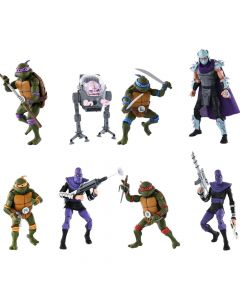Pack Teenage Mutant Ninja Turtles - Neca