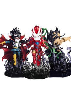 Pack Spider-Man: Maximum Venom - Mini Egg Attack - Beast Kingdom