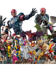 Pack X-Men - 1/10 Art Scale - Iron Studios