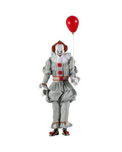 "Pennywise - 8"" Clothed Action Figure - It - NECA"