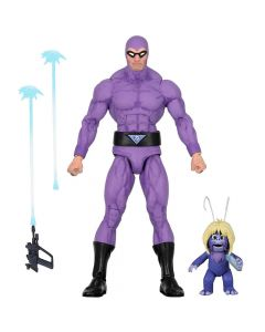 """The Phantom - 7"""" Scale Action Figure - Defenders of the Earth - Neca"""
