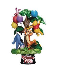 Pooh With Friends - D-Stage - Disney - Beast Kingdom