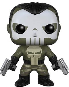 Punisher (Nemesis Ver.) - Marvel Comics - POP! - Funko