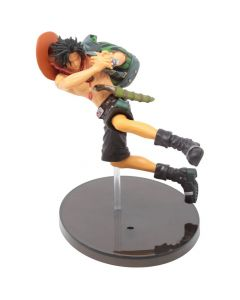 Portgas D. Ace - Scultures Big - World Figure Colosseum 4 Vol.7 - One Piece - Bandai/Banpresto