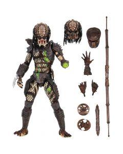 "Ultimate Battle-Damaged City Hunter - 7"" Scale Action Figure - Predator 2 - Neca"