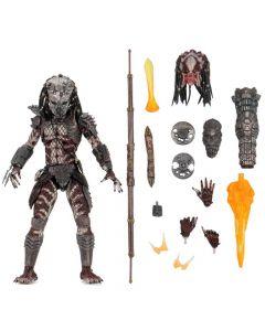 "Ultimate Guardian Predator - 7"" Scale Action Figure - Predator 2 - Neca"