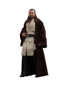 Qui-Gon Jinn - 1/6 Scale Collectible Figure - Star Wars: I - The Phantom Menace - Hot Toys