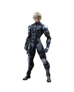 Raiden - Metal Gear Solid 2 - Sons of Liberty - Play Arts Kai