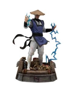 Raiden - 1/10 Art Scale - Mortal Kombat - Iron Studios
