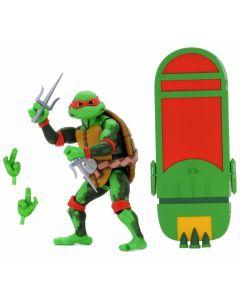"Raphael - 7"" Scale Action - Teenage Mutant Ninja Turtle: Turtles in Time - Neca"