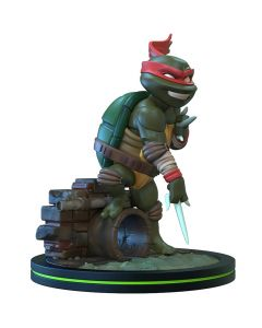 Raphael - Q-Fig – Teenage Mutant Ninja Turtle - Quantum Mechanix