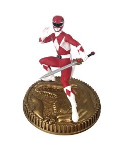 Red Ranger - 1/8 Scale Statue - Mighty Morphin Power Rangers - Pop Culture Shock