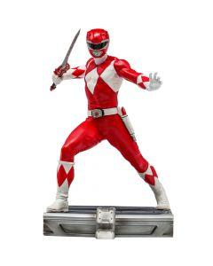 Red Ranger - 1/10 BDS Art Scale - Power Rangers - Iron Studios