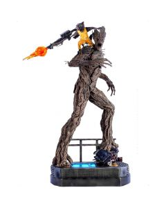 Rocket & Groot Prison Breakout 1/6 Diorama - Guardians of the Galaxy - Iron Studios