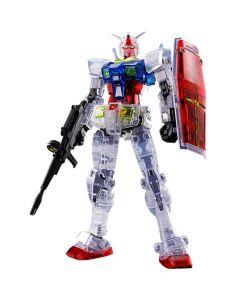 RX-78-2 (Beyond Global - Clear Color) - HG Model Kit - Gundam - Bandai