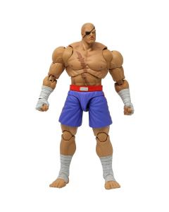 Sagat - 1/12 Scale Figure - Ultra Street Fighter II: The Final Challengers - Storm Collectibles
