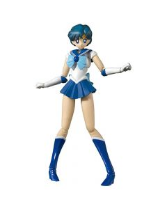 Sailor Mercury (Animation Color Edition) - S.H.Figuarts - Sailor Moon - Bandai