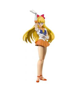 Sailor Venus (Animation Color Edition) - S.H.Figuarts - Sailor Moon - Bandai