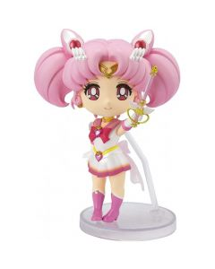 Super Sailor Chibi Moon - Figuarts Mini - Sailor Moon Eternal - Bandai