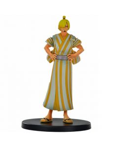 Sanji (Wano Country) - DXF Grandline Men Vol. 5 - One Piece - Bandai/Banpresto