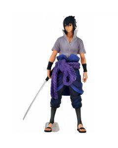 Uchiha Sasuke - Grandista Nero - Naruto Shippuden - Bandai/Banpresto