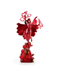 Scarlet Witch 1/10 BDS Art Scale - Marvel Comics - Iron Studios