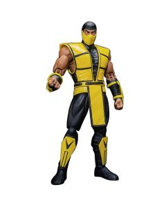Scorpion - 1/12 Scale Figure - Mortal Kombat - Storm Collectibles