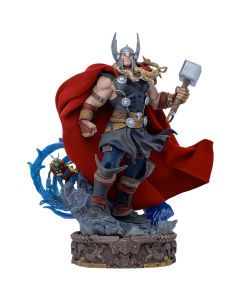 Thor Unleashed Deluxe - 1/10 Art Scale - Marvel Comics - Iron Studios