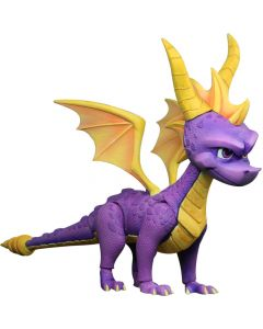 "Spyro - Spyro the Dragon – 7"" Scale Action Figure – Neca"