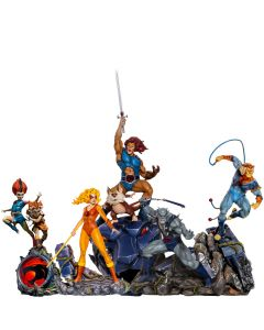 Thundercats (Set Completo) - 1/10 BDS Art Scale - Iron Studios