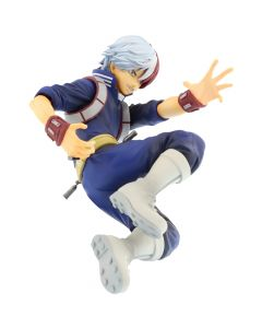 Shoto Todoroki - My Hero Academia - Figure Colosseum Vol. 3 - Bandai/Banpresto
