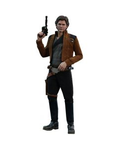 Han Solo - 1/6th Scale Collectible Figure - Solo: A Star Wars Story - Hot Toys