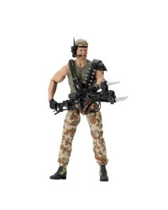 """Space Marine Drake (Kenner Tribute) - 7"""" Scale Action Figure - Aliens - NECA"""