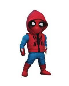 Spider-Man (Homemade Suit) - Egg Attack Action - Spider-Man: Homecoming - Beast Kingdom