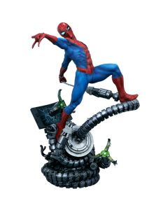 Spider-Man - Marvel Comics - Premium Format - Sideshow Collectibles