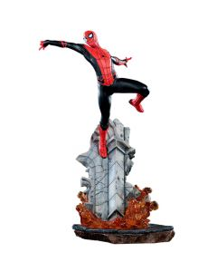 Spider-Man 1/10 BDS - Spider-Man: Far From Home - Iron Studios