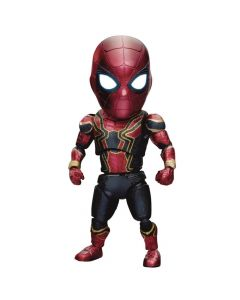 Iron Spider-Man Deluxe - Avengers: Infinity War - Egg Attack Action - Beast Kingdom