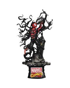 Spider-Man Vs Venom - D-Stage - Marvel Comics - Beast Kingdom
