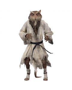 "Splinter - 7"" Scale Action Figure - Teenage Mutant Ninja Turtles (1990) - NECA"