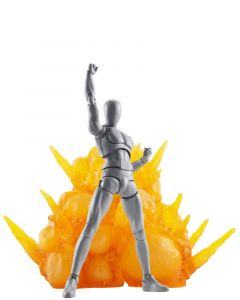 Display - Tamashii Effect Explosion Red - Bandai