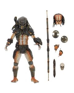 "Ultimate Stalker Predator - 7"" Scale Action Figure - Predator 2 - Neca"