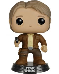Han Solo - Star Wars Episode VII: The Force Awakens - POP! - Funko