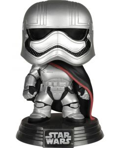 Captain Phasma - Star Wars Episode VII: The Force Awakens - POP! - Funko