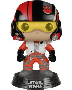 Poe Dameron - Star Wars Episode VII: The Force Awakens - POP! - Funko