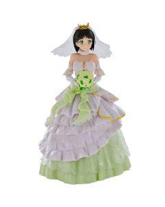 Kirigaya Suguha (Leafa) EXQ - Wedding Ver. - Sword Art Online: Code Register - Banpresto